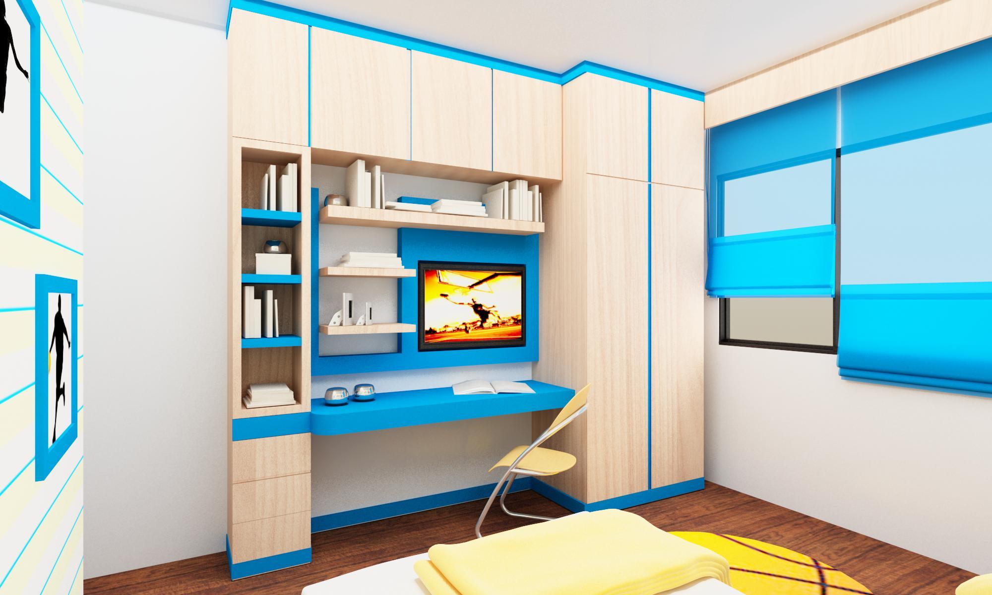 Boys Bedroom IAsara